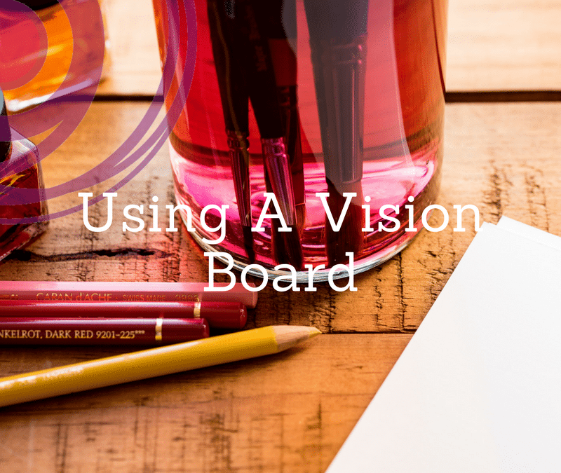 Using a Vision Board