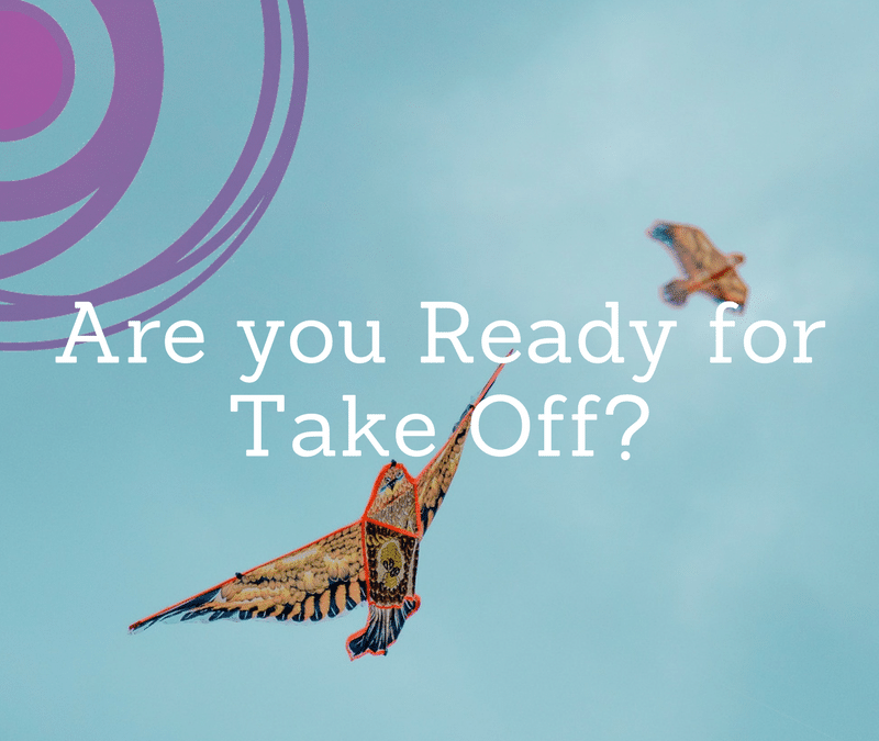Are you ready for take off?