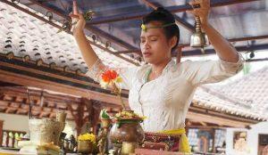 Ida Bali Water Ceremony