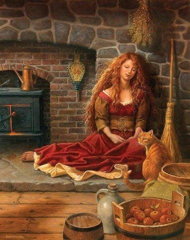 Brigid by Ruth Sanderson