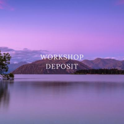 Healing course deposit