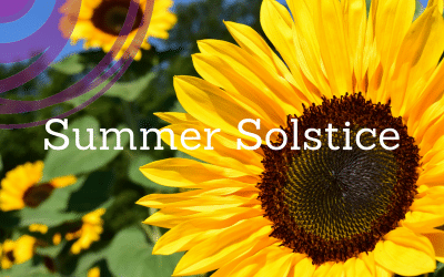 Summer Solstice: Honoring & Nourishing Your Light